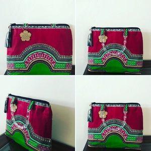 African Dashiki Handbag